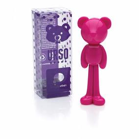 Caneta Urso Rosa Imaginarium