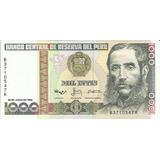 Perú 1000 Intis 1988