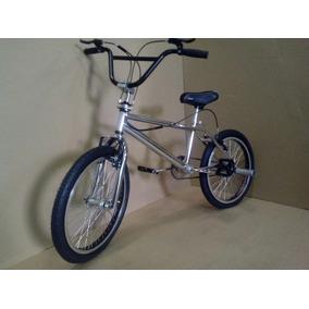 Bicicletas Freestyle Rod 20 Cromadas Con Pedalines