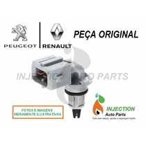Sensor Temperatura Do Ar Tbi Corpo Borboleta Renault Peugeot