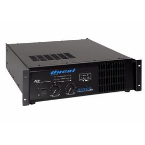 Amplificador Oneal 2000 Pro - 2000 Wts Rms - Frete Gratis
