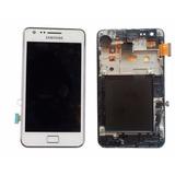 Display + Touch Samsung Gt-i9070 Galaxy S2 Lite Branco