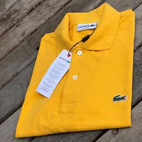 5666a65fa9bb6 Camisas Polo Lacoste La Costa - Camisa Pólo Manga Curta Masculinas ...