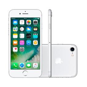 Apple Iphone 7 4.7in Câmera 12mp+7mp Ios 10 (bz) Prata 256gb