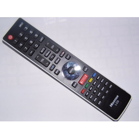 Control Hisense Con Netflix, Vudu, Hismart Y You Tube