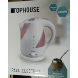 Jarra Electrica Top House 1,8 Lts Pava Electrica Corte Mate