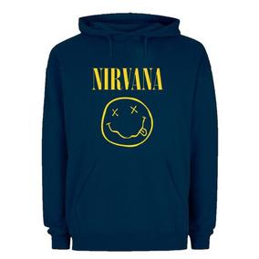 Buzo Canguro- Nirvana Kurt Cobain Punk Rock Musica M1