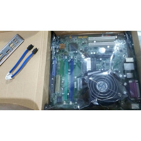 Placa Mãe Li946f Com Processador Celeron 420 775p 978402
