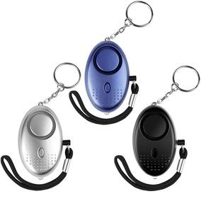 Ieka Personal Alarma , 3pack 130db De Emergencia Seguro Sona