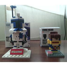 Lego Cubo Y Mini Cubo Diferentes Modelos
