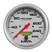 4489m Velocimetro Prata In-dash 260kmh Cód.:02273