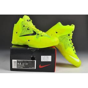 Zapatos Nike Lebron Xll 2018 ( Modelo Bajo Pedido )