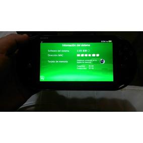 Ps Vita Slim 3.60/3.65 Henkaku Free Shop 32gb (opcion 3900)
