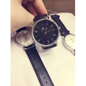 Relógio Masculino Tommy Hilfiger Pulseira Couro 2 Pc 115