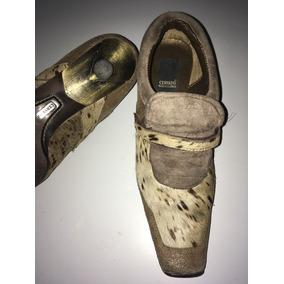 Zapatos Cervato De Mujer