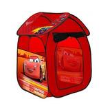Toca Barraca Casinha Infantil Carros Portátil - Zippy Toys