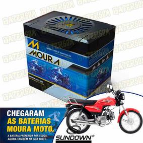 Bateria Moura Moto 5ah Sundown Hunter 100cc