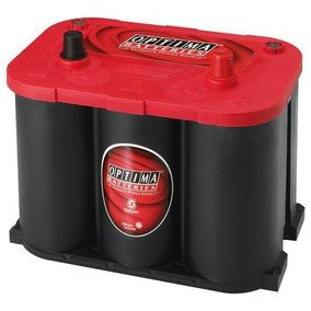 Bateria Optima Redtop 50ah - 34r - Alta Performance
