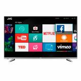 Smart Tv Led Full Hd 50` Jvc Lt50da770 Netflix Youtube