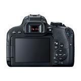 Camara Digital Canon Eos T7i 18-55mm Cmos Aps-c 24.2mp