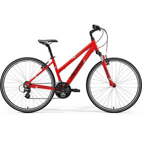 Bicicleta Merida Crossway 10v Mujer 2018