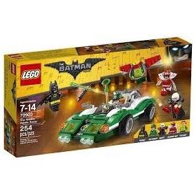 Lego 70903 Raddle,o Carro De Corrida Do Charada