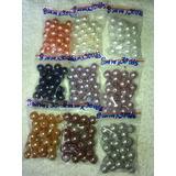 Perlas 8 Mm Para Bisutería Y Manualidades X Paquetes