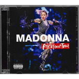 Madonna / Rebel Heart Tour / Cd Doble / U.s.a. / Sellado