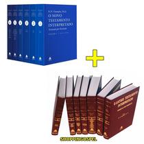 Antigo E Novo Testamento Champlin Interpretado Frete Grátis