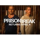 Dvds Serie Prison Break 5 Temporada Completa