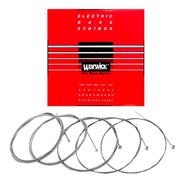 Encordados Cuerdas Para Bajo Warwick 46300 Ml 5b 040 130