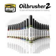 Oilbrusher Vol.2  Ammo Mig Jimenez Rdelhobby Mza