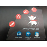 Lenovo Notebook Touch Yoga 300 11.6¿ Intel Celeron, 2gb Ram,