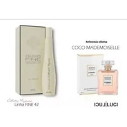 Perfume Feminino Chanel Coco Mademoiselle By Luci Luci  F42