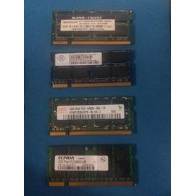 Memoria Ram Ddr2 2gb Laptop, Tienda Fisica, Garantia