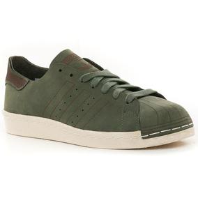 Zapatillas Superstar 80s Decon Verde adidas Originals