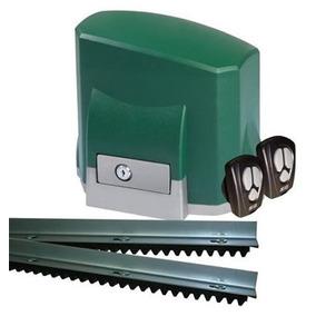 Kit Motor Portão Automático Deslizante Seg 1/4 Hp 110 E 220v