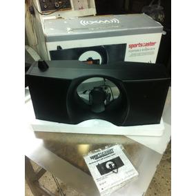Sistema Amplificador De Sonido Ipod Sportscaster