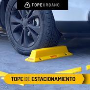 Tope De Estacionamiento - Reflectivos - Calidad Superior