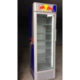 Refrigeradora Red Bull