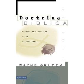 Libro Doctrina Bíblica / Bible Doctrine: Enseñanzas Esencial