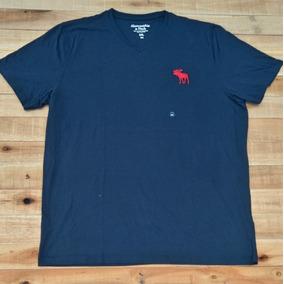 Camisetas Gola Redonda Abercrombie Original