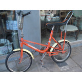 Bicicleta Miniroda Deportiva Antigua Retro, Asiento Banana