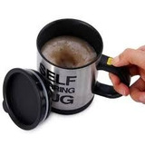 Mug/taza Con Mezclador Eléctrico, 350 Ml