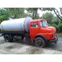 Camion Atmosferico - Mercedes 1114 (mod 81)