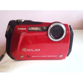 Camara Fotografica Acuatica Casio Exilim G1