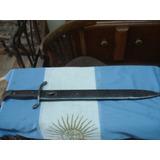 Antiguo Machete Del Ejercito Argentino Imperdible!!!!!!!!!