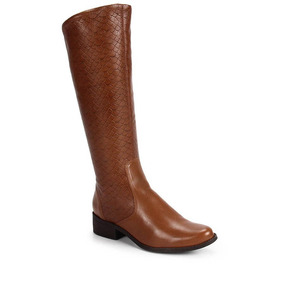 Bota Feminino Over Knee Bottero 267102 - Conhaque