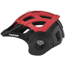 Casco Lazer Revolution Rojo Mate T.medium Enduro Nuevo