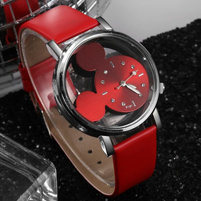 ff96b358c50 Relógio Feminino De Luxo Barato Na Promoção Envio Imediato